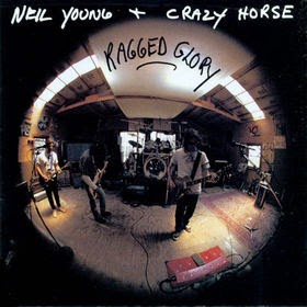 NEIL YOUNG & CRAZY HORSE - Ragged glory - Los mejores discos de 1990
