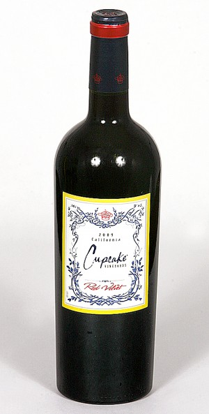 Is Cupcake Red Velvet Wine Sweet