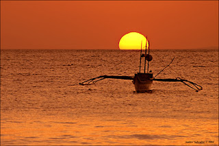 boracay vacation packages_sunset view