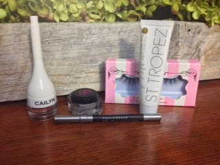 Ipsy's April Glam Bag - Cailyn, St. Tropez, Urban Decay