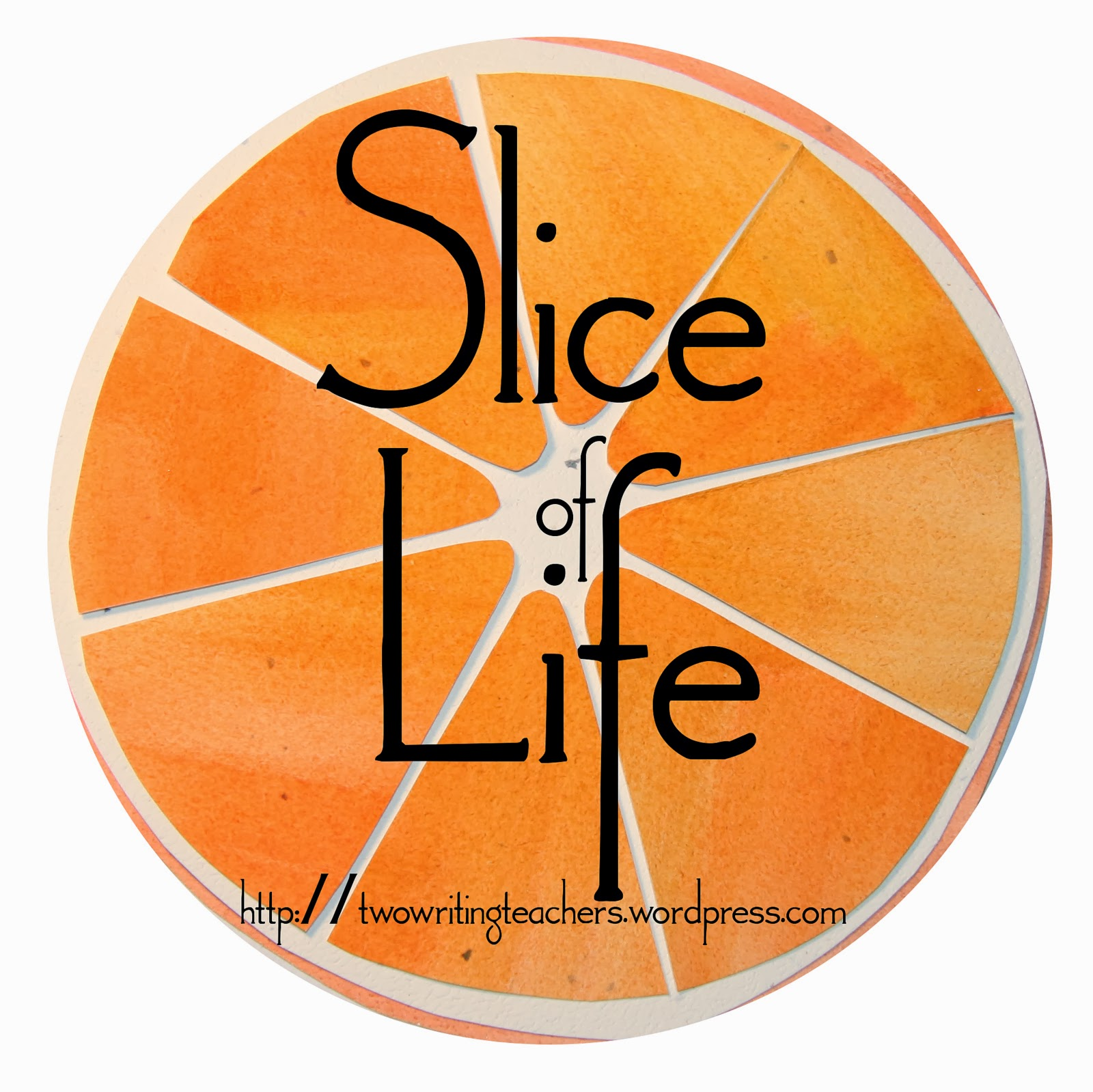 Slice of Life Challenge 2016
