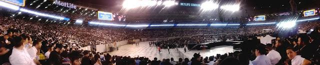 Siyum Hashas in NY Stadium