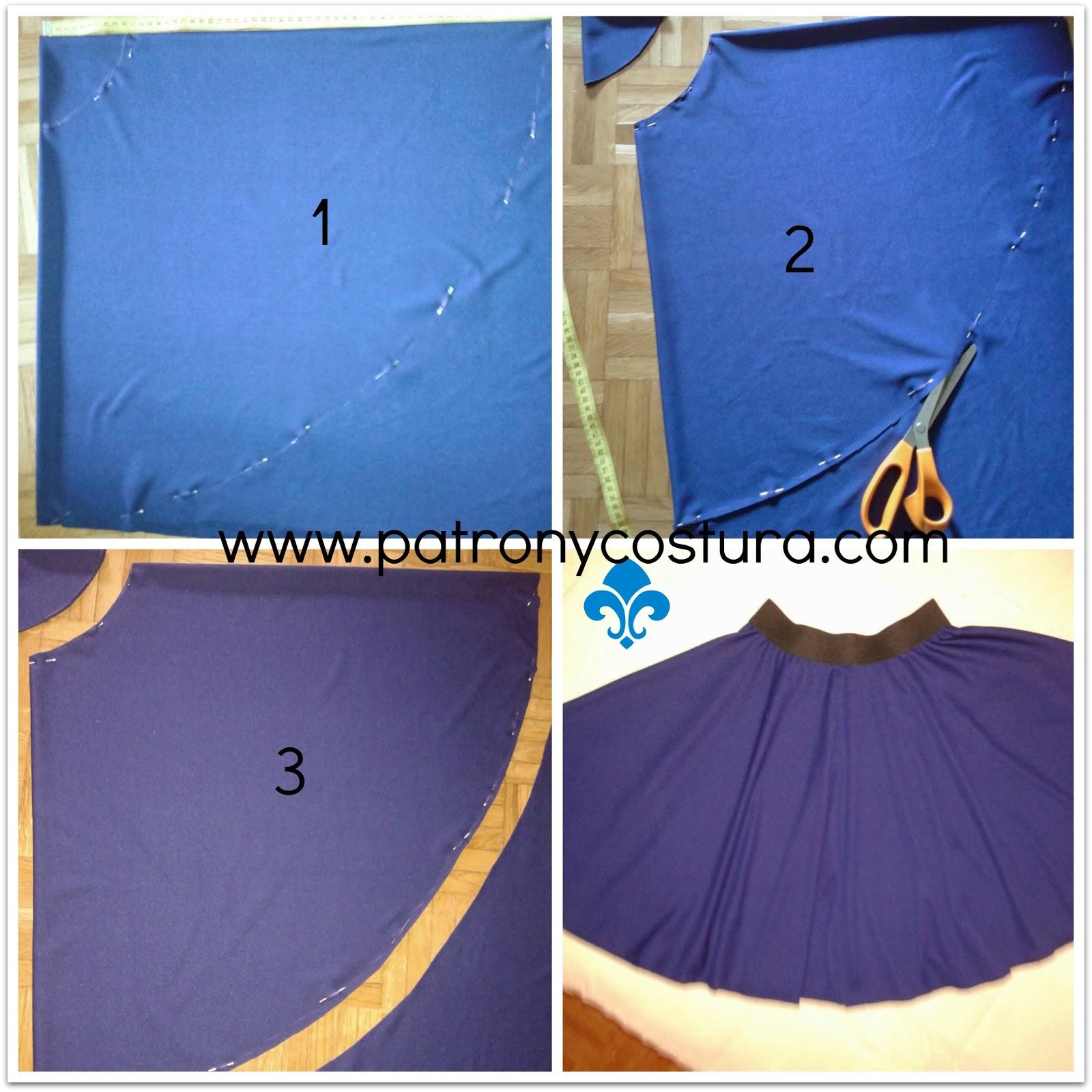 falda de capa, media capa y 1/4 de capa-Tema 21