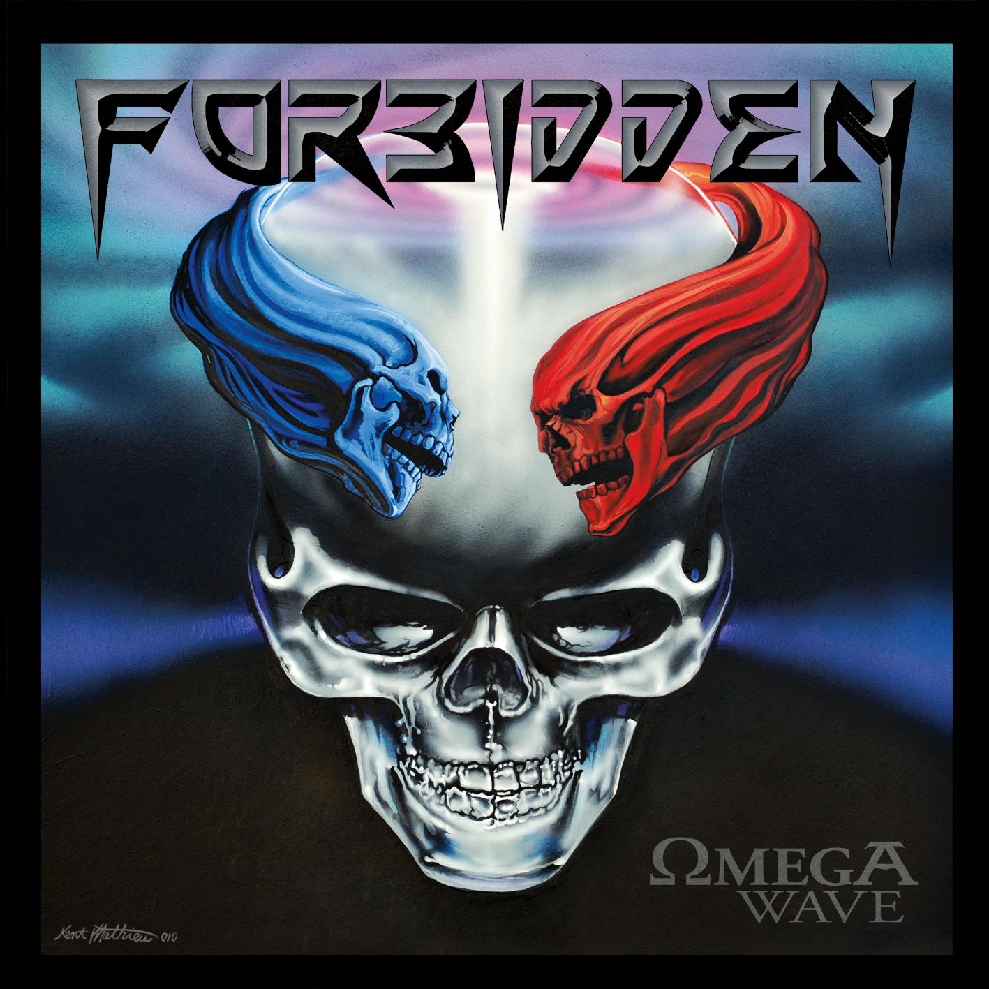 Forbidden - Discografía