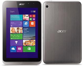 Harga dan Spesifikasi Acer Iconia W4 Terbaru