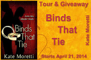 BINDS THAT TIE Tour & Giveaway