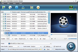 Leawo Total Media Converter Ultimate 5.2.0.1 Full Patch