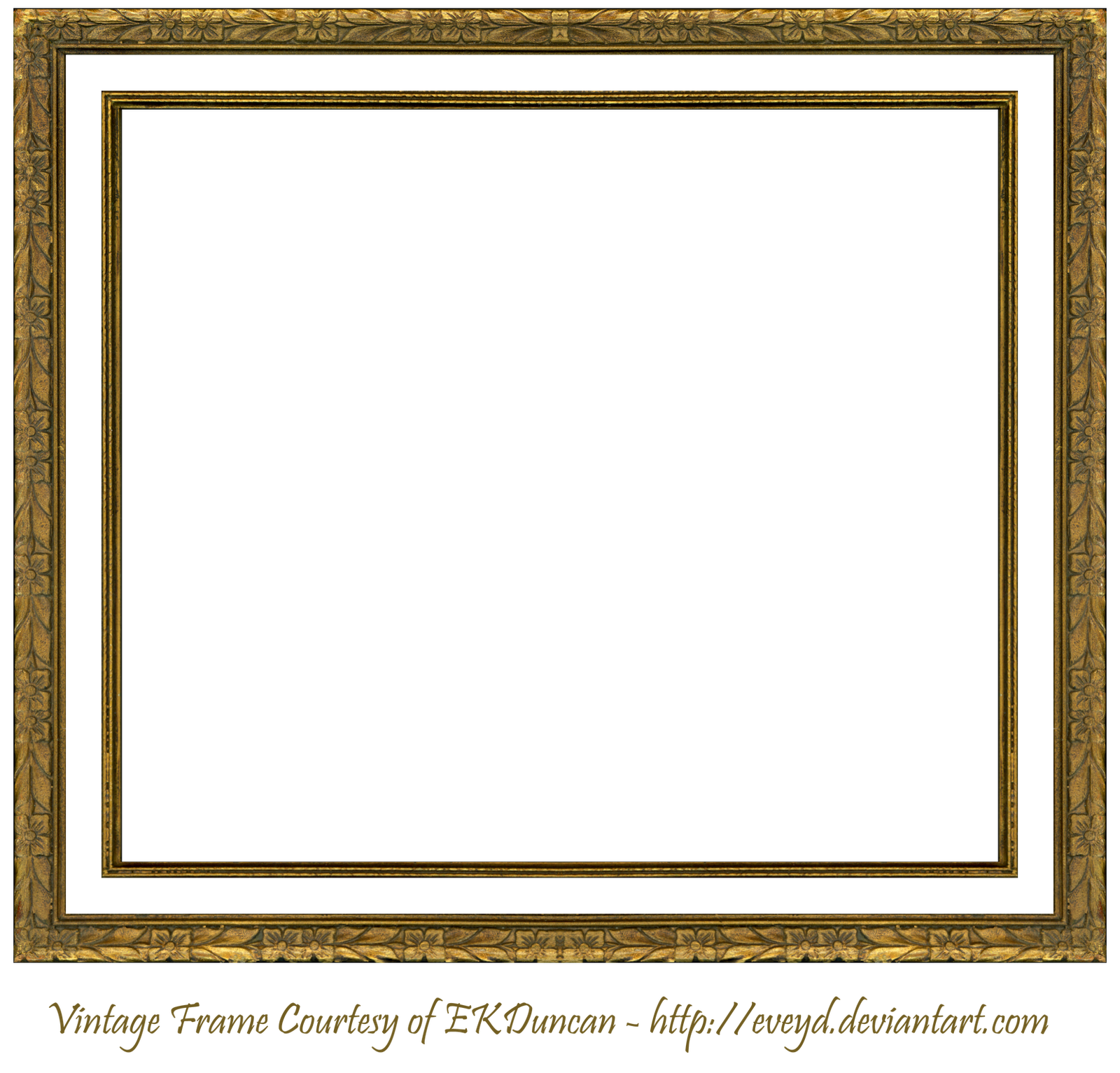 Vintage Gold Frame Png Wooden+photo+frames+for+