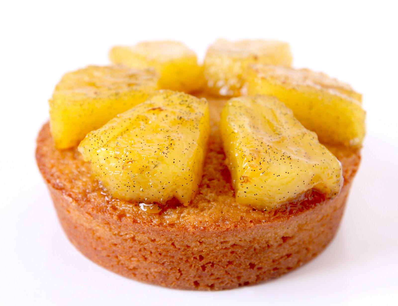 Recette gateau coco et ananas