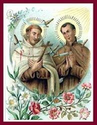 Bto. Dionisius dan Redemptus