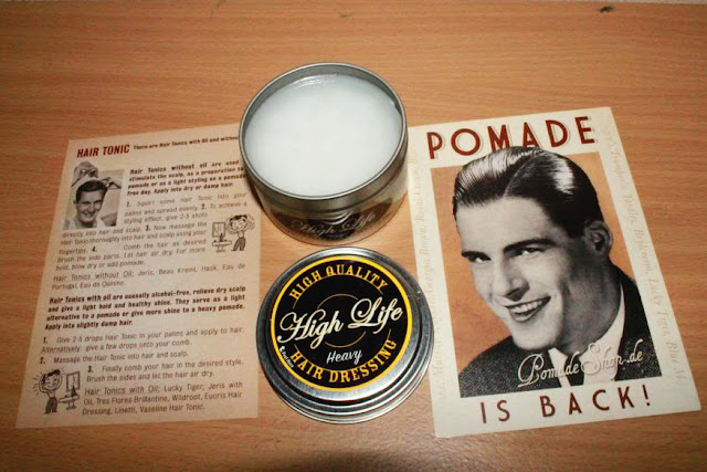 Product details of High Life Pomade Heavy - 99gr