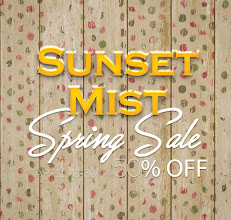 SUNSET MIST SPRING SALE - COMING SOON