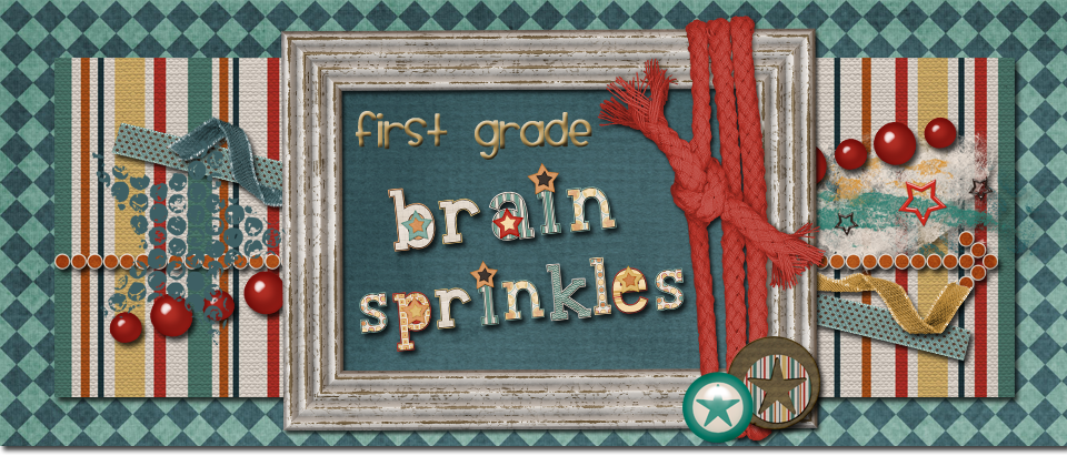 First Grade Brain Sprinkles