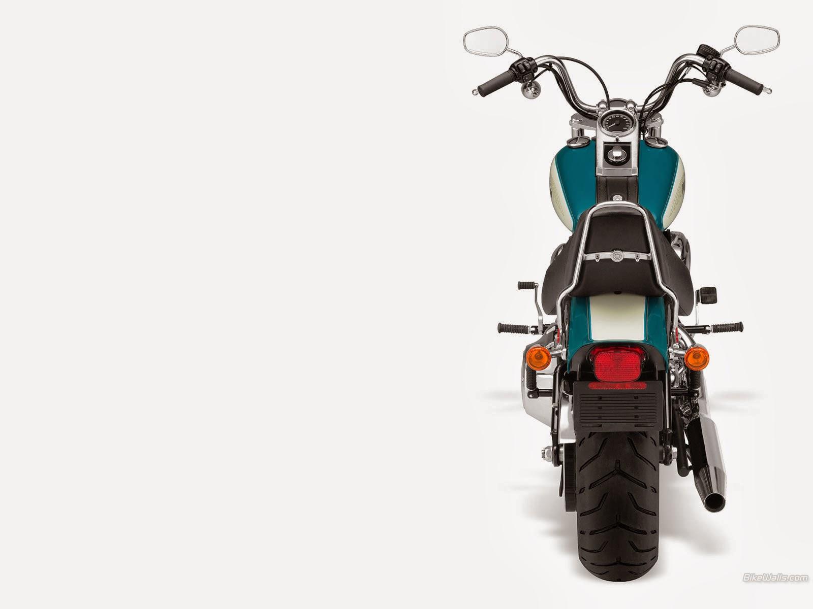 Harley Davidson FXSTC Softail-2