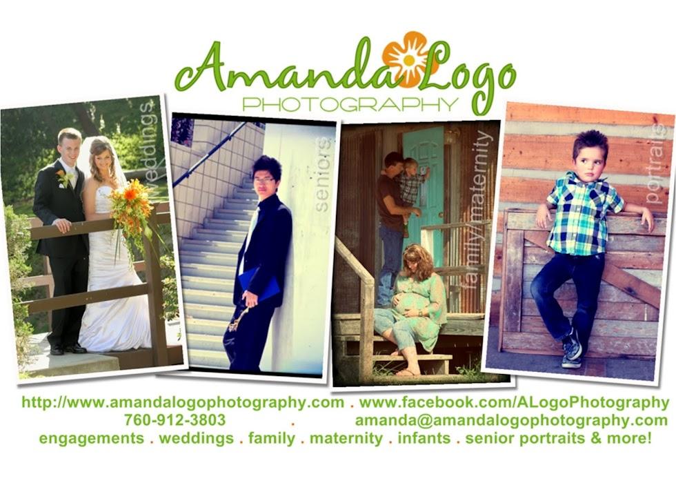 Amanda Logo Photography