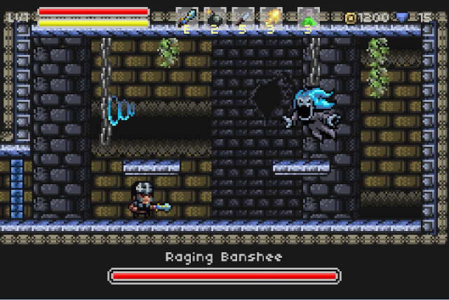Evil Hazard, genes de Dark Souls en un plataformas indie