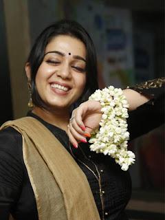 Charmi Promotes Jyothi Lakshmi at Radio City Event Photos