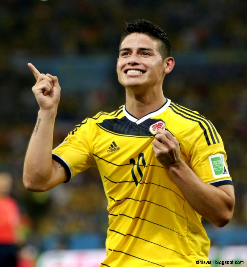 James Rodriguez | This Wallpapers