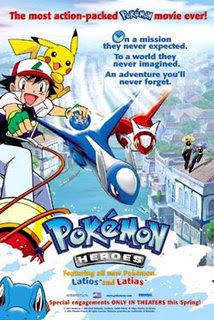Pokémon 5: Héroes (2003) Online