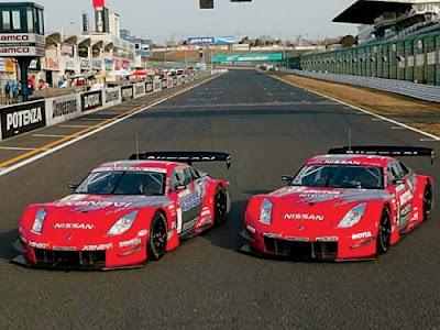 Japan Super GT Kuala Lumpur 2011