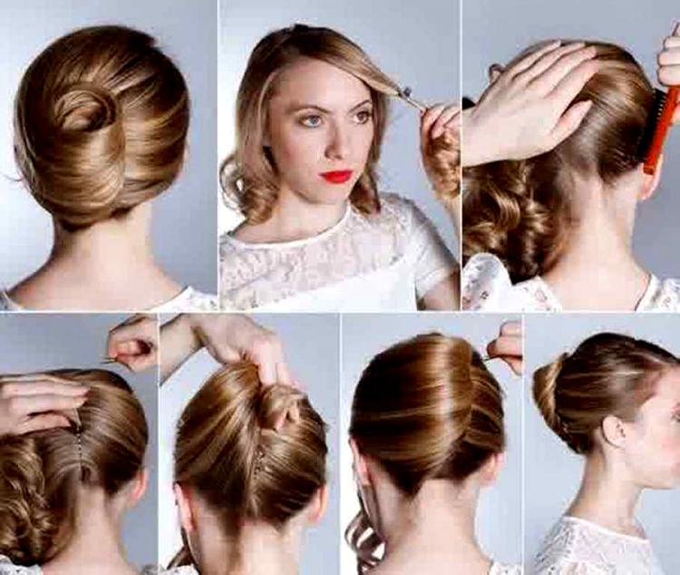 Foto Tutorial Model Rambut Cantik Untuk Wisuda | hnczcyw.com