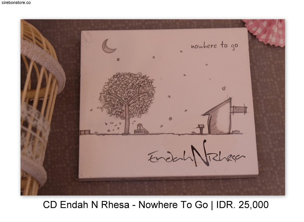 CD ENDAH N RHESA - NOWHERE TO GO