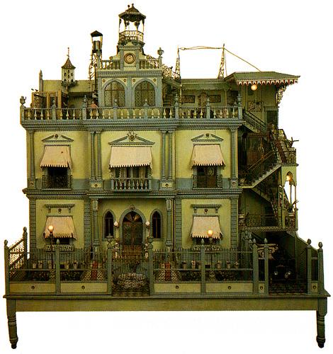 Gothic Tea Society Doll House