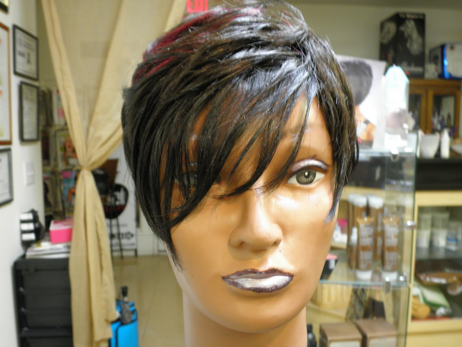 27 piece sew in hairstyles : PhenomenalhairCare: A New Look at the 27 piece quick weave