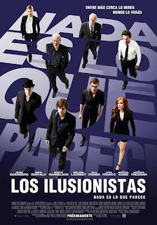 Los Ilusionistas: Nada Es Lo Que Parece (2013)