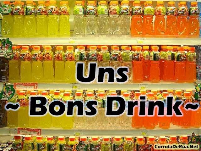 Uns bons Drink - Meme De Corredor - Corrida de Rua