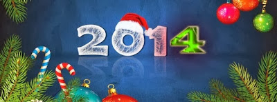 Happy New Year 2014 Facebook Covers