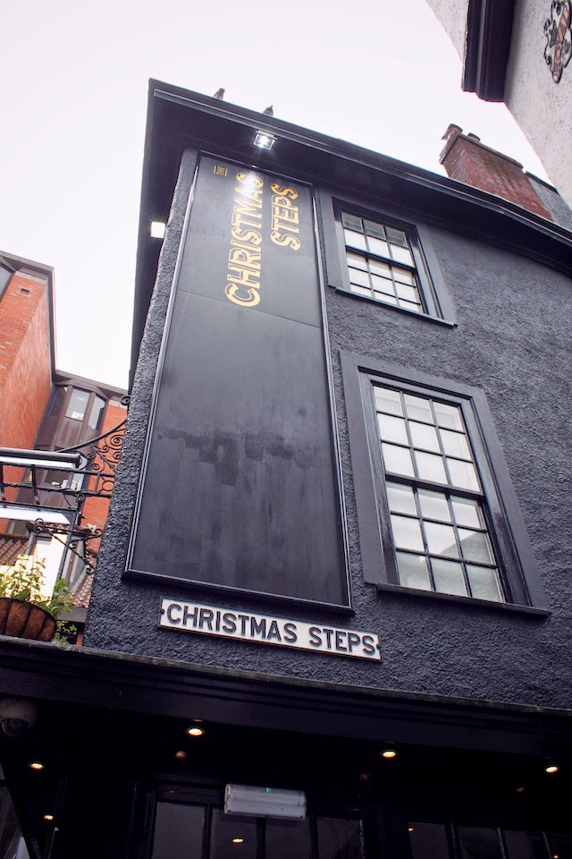 The Christmas Steps, pub, Bristol