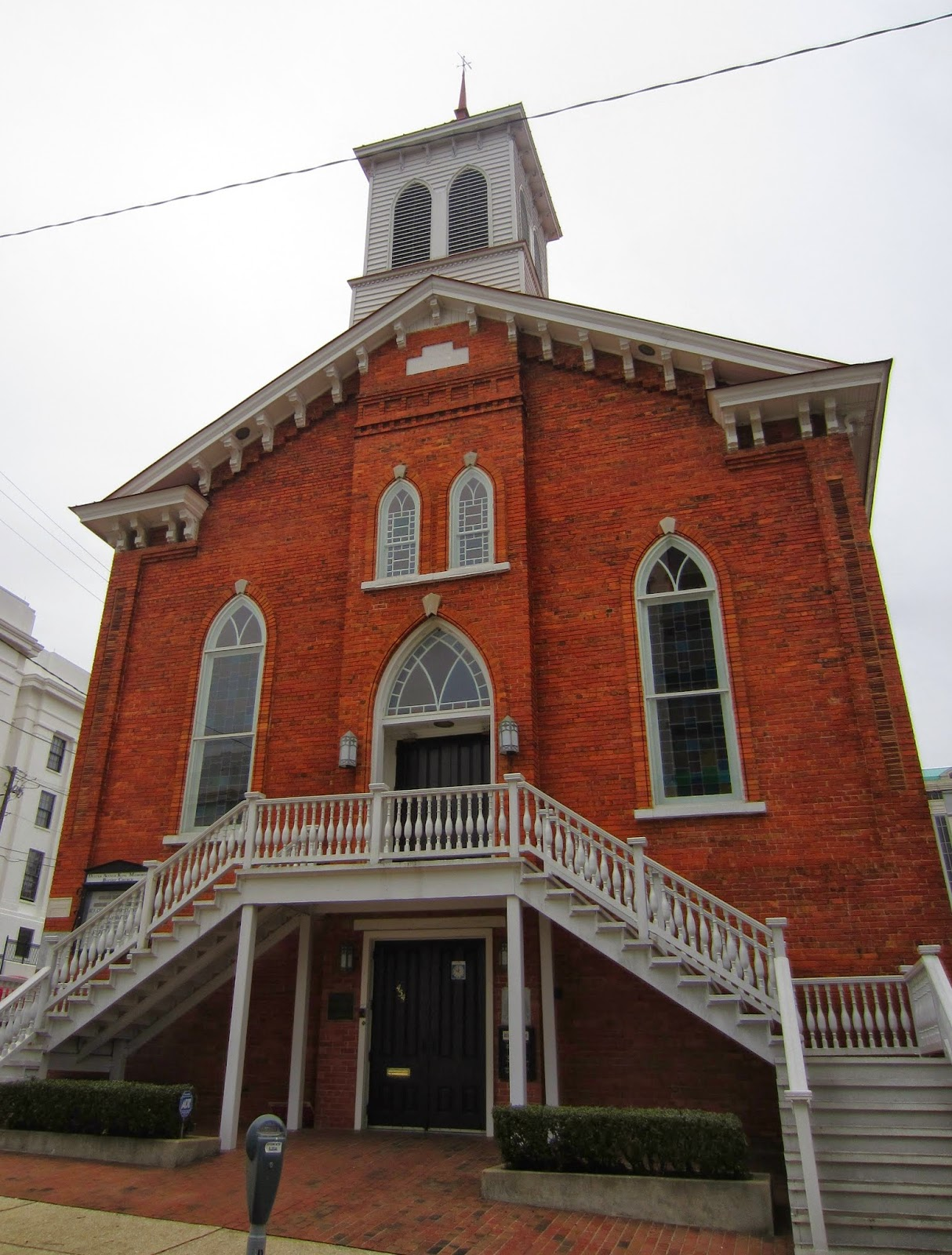 Dexter Avenue Baptist Church, Montgomery, AL / Souvenir Chronicles