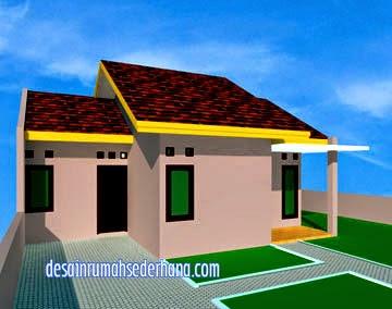 desain rumah minimalis type 70 luas tanah 180 m2