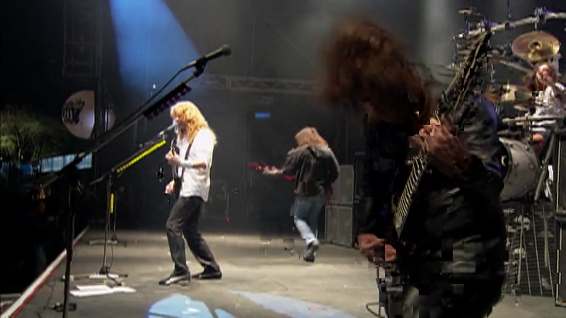 Megadeth That One Night (Live in Buenos Aires) (2005) (MKV)