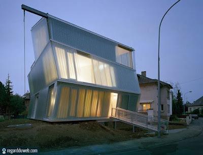Images amusantes et incroyables Art - Habitation v27