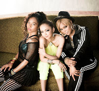 TLC. Waterfalls (Feat. Namie Amuro)