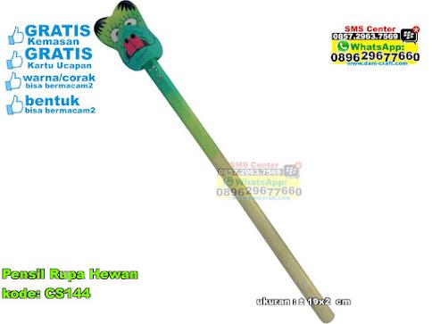 Pensil Rupa Hewan