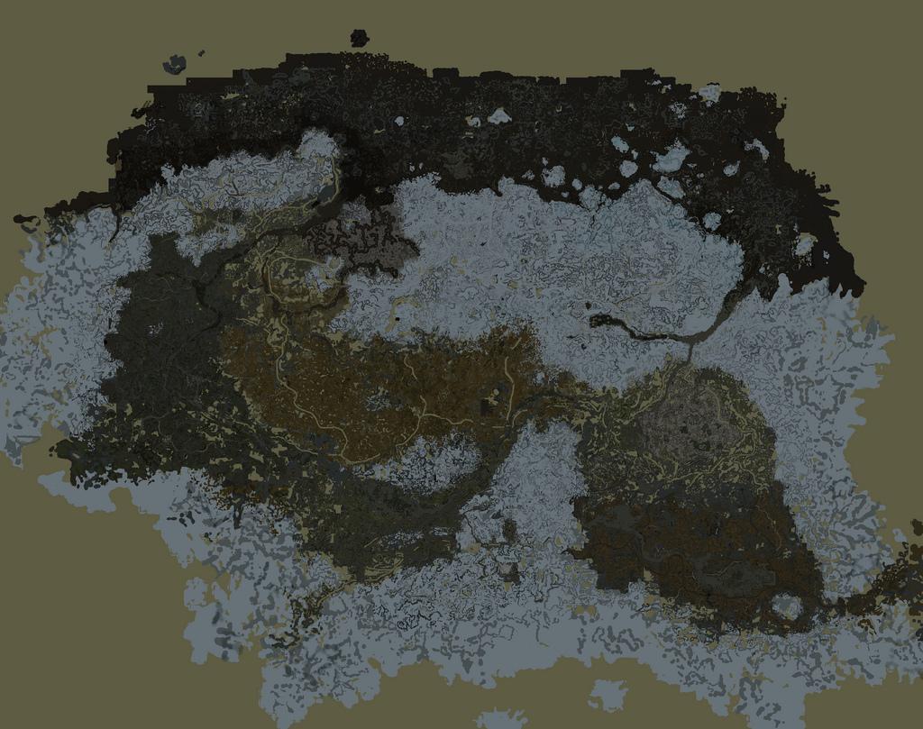High Resolution Skyrim Maps Gamingreality
