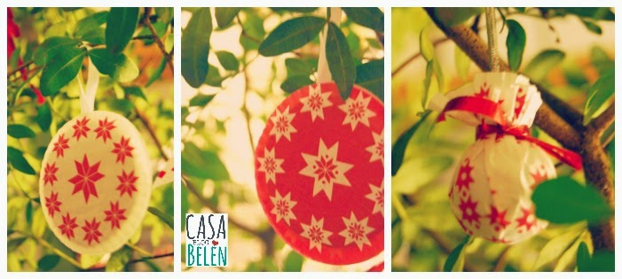 Casabel n blog 2 adornos de navidad baratos y originales - Adornos de navidad originales ...