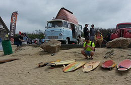 Our friends at St.Ives Bay Campers...