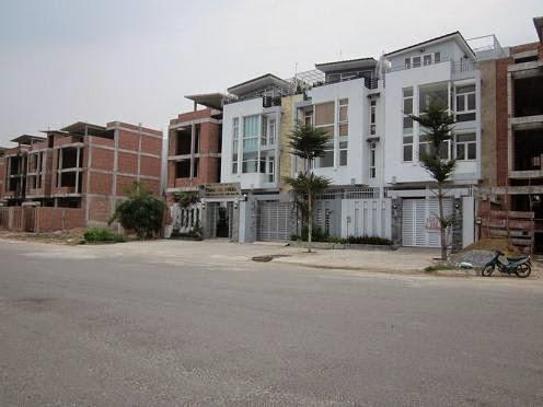 Dự án quận 2 khu biệt thự Hà Đô