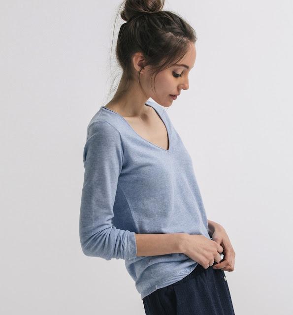 http://www.promod.es/mujer/jerseys---chaquetas/jerseys-manga-larga/jersey-fino-cuello-en-v-gris-azulado-R3220011609.html