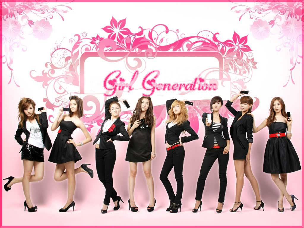 Girls Generation 1