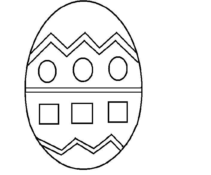 desenhos infantis Lindos Ovos de páscoa