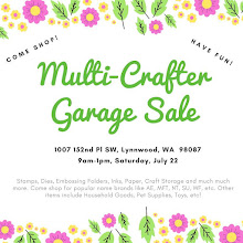 Crafty Garage Sale!