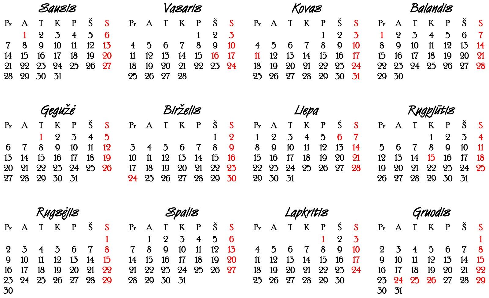 2013 metų kalendoriaus tinklelį png formatu atsisiųskite iš čia