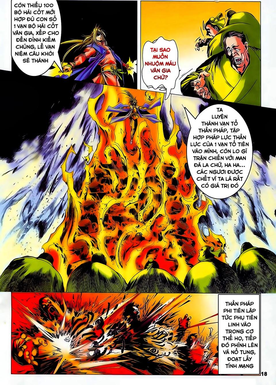Lục Đạo Thiên Thư chap 37 - Trang 18