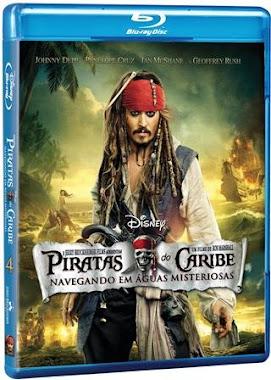 Piratas del Caribe Navegando Aguas Misteriosas DVD Full