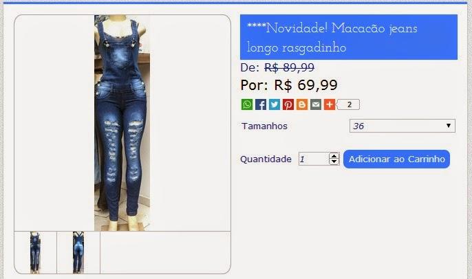 http://www.modaonline.net.br/4950857--Novidade-Macacao-jeans-longo-rasgadinho